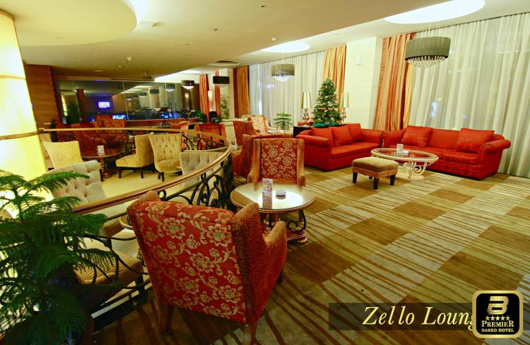 Zello Lounge