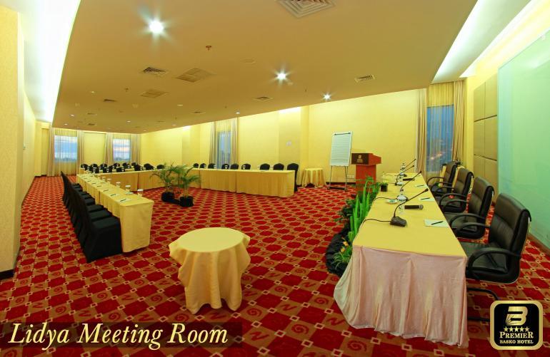 Mandeh Meeting Room